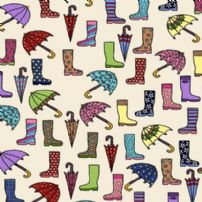 Wellies and Brollies